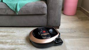 Robô aspirador da Samsung Powerbot VR7200