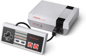 Videogame Nintendo Entertainment System
