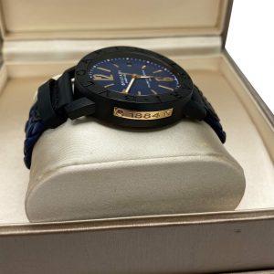 Imagem do relógio Bvlgari na caixa